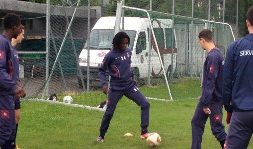 Un international congolais à l'essai avec les M21 du Servette FC