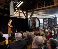 De l'Argentine  à l'Albanie, voyages en lecture à la distillerie de Saconnex d'Arve