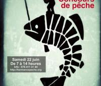 Concours de pêche à Hermance