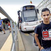 Amour et désamour à bord du tram 14
