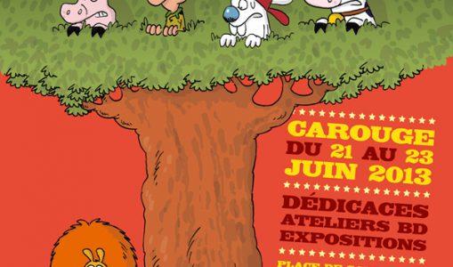 4ème Festival de la BD de Carouge