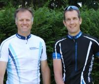 Deux cyclistes de Plan-les-Ouates partent à l'assaut des Dolomites