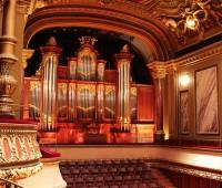 Le 20ème anniversaire des grandes orgues du Victoria-Hall