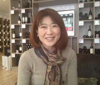 Vin et pâtisseries japonaises