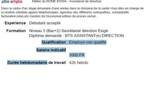 Employabilité ! Qu'il disait…