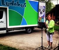 Le Ludobus entame sa tournée estivale des parcs genevois
