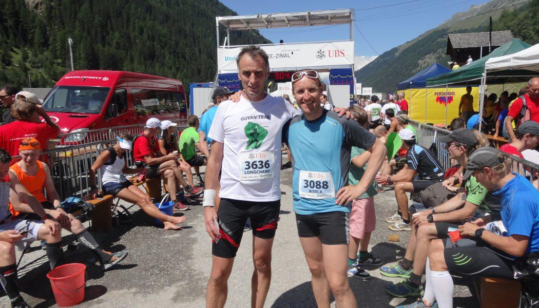 Un Chênois sillonne le Mont-Blanc pour la bonne cause