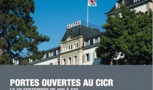 Portes ouvertes du CICR