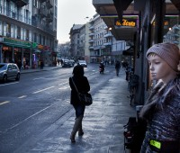 Jeunesse en errance aux Eaux-Vives