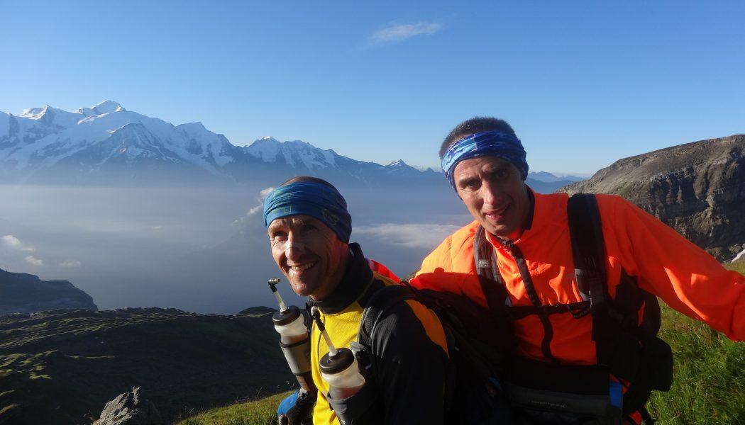 Tour du Mont-Blanc: challenge réussi pour le Chênois!