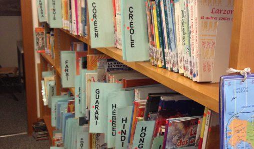 Des livres de toutes les langues à la rue de Carouge