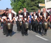 Bernex fête le folklore suisse