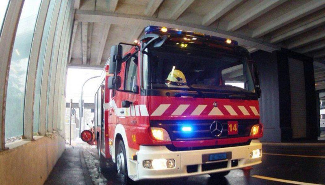 Les pompiers de Vernier mettent le feu à leur caserne!