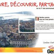 Racontez votre quartier sur Signé Genève!
