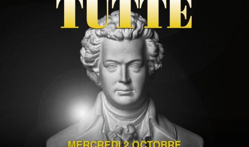 Cosi Fan Tutte – l'Opéra à Chêne-Bougeries