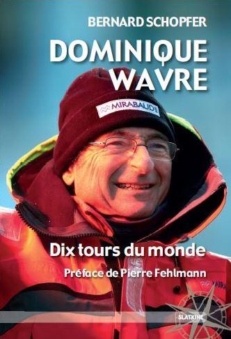 Vernissage du livre «Dix tours du monde – Dominique Wavre» à Port Choiseul