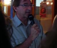 Dominique Wavre et son livre accueillis au CNV comme à la maison