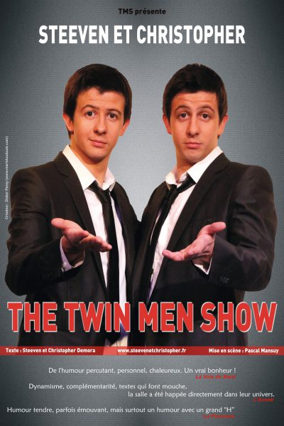 Steeven et Christopher The Twin Men Show