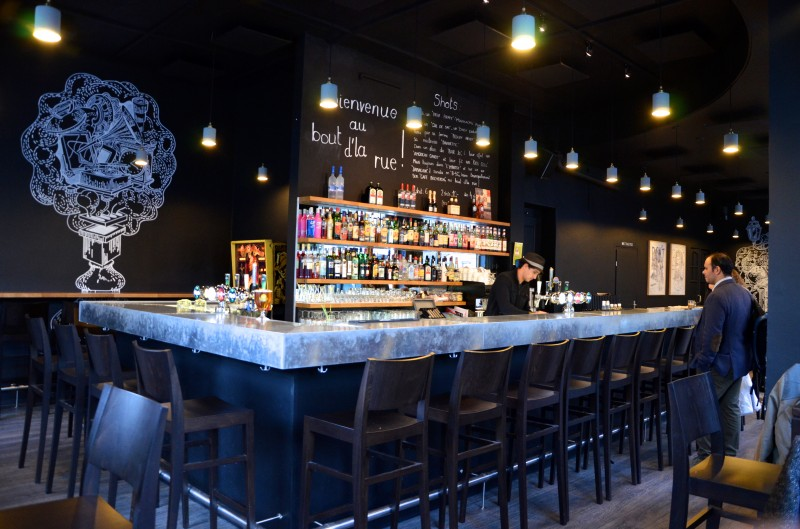 Ecole de m decine un nouveau bar exacerbe la concurrence - Ecole de cuisine geneve ...