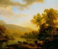 Les peintres genevois: Pierre-Louis De La Rive