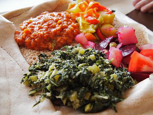 Atelier cuisine erythréenne