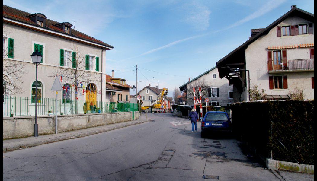Quand Corsier s'appelait Corzier: histoire d'un village