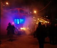 Quand le bus londonien de Cornavin prend vie…