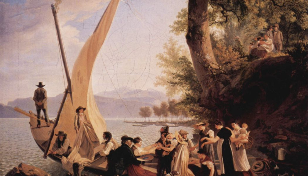 Les peintres genevois: Adam-Wolfgang Tœpffer