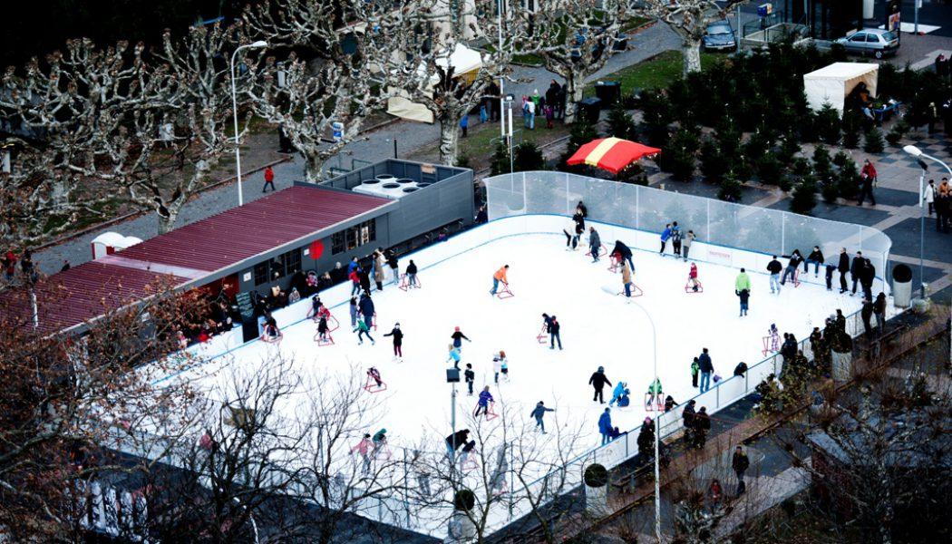 Bientôt la patinoire à Carouge!