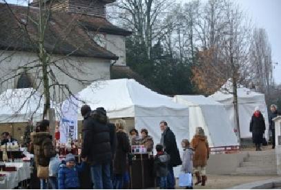Marché de Noël Vandoeuvres – Novembre 2013