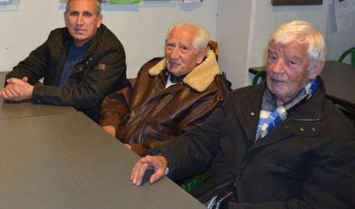Giovanni, Carlo et les autres: des retraités à l'université
