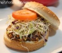 Atelier cuisine végétalienne: Spécial veggie burger