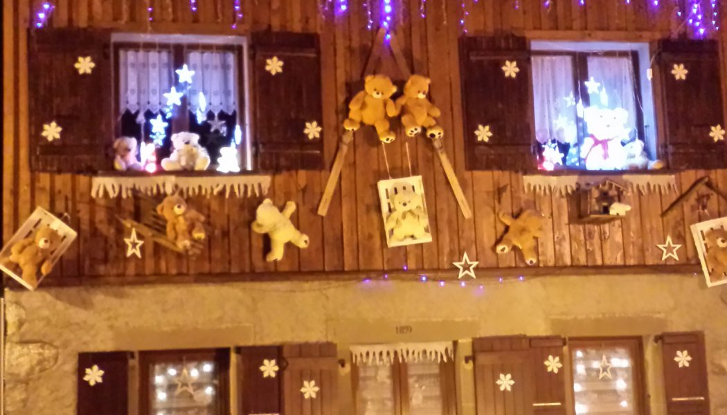 Envoyez-nous vos photos de décorations de Noël