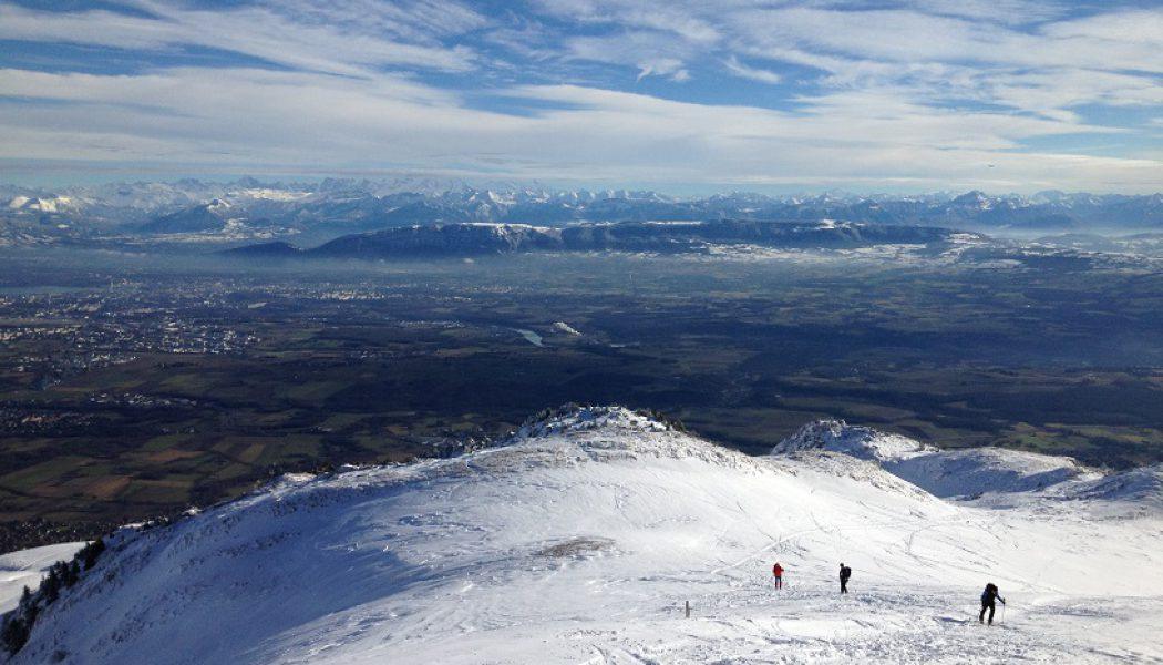 Un monde glacé à un jet de pierre de Genève