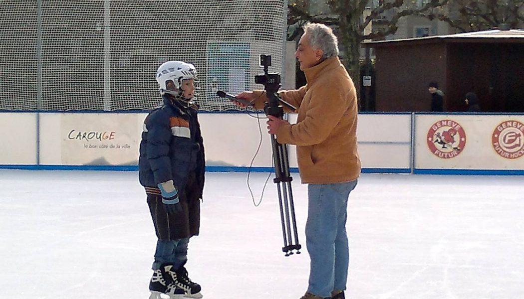 Carouge: la patinoire est ouverte!