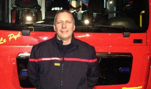 A Anières, les pompiers fêtent leur nouveau camion