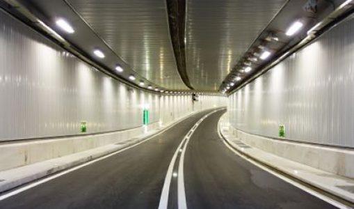 Vésenaz… Le tunnel a ouvert ce matin
