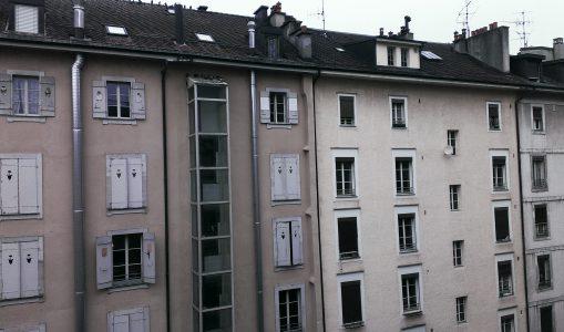 Depuis la fenêtre…