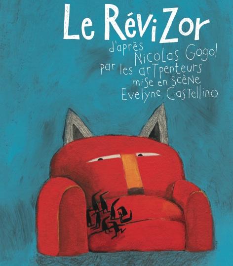Le Révizor, d'après N.Gogol
