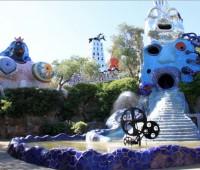 «Le Jardin des Tarots de Niki de Saint-Phalle»