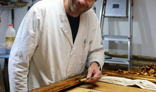 Blaise Villars, encadreur contemporain à Confignon