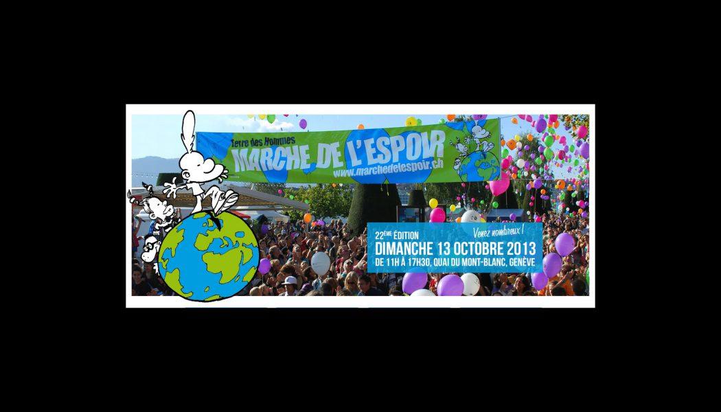 Marche de l'Espoir 2013
