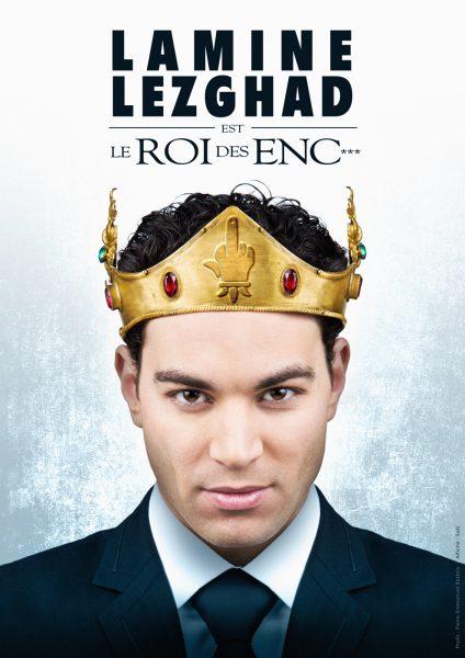 Lamine Lezghad est le roi des enc…