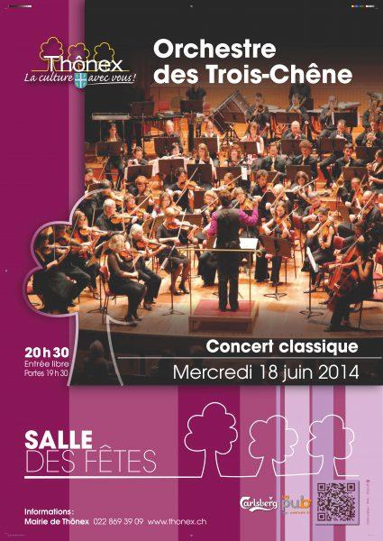 Orchestre des Trois-Chêne