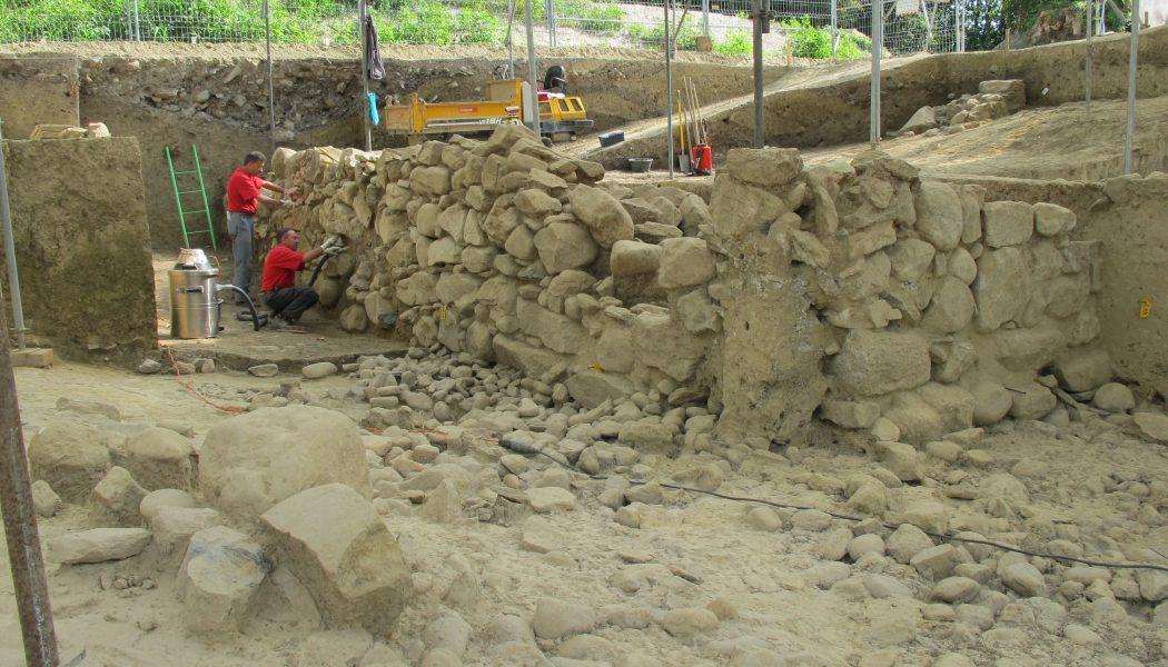Le Château de Rouelbeau va renaître de ses ruines