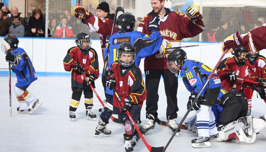 Le Fun'hockey à l'honneur à Plan-les-Ouates