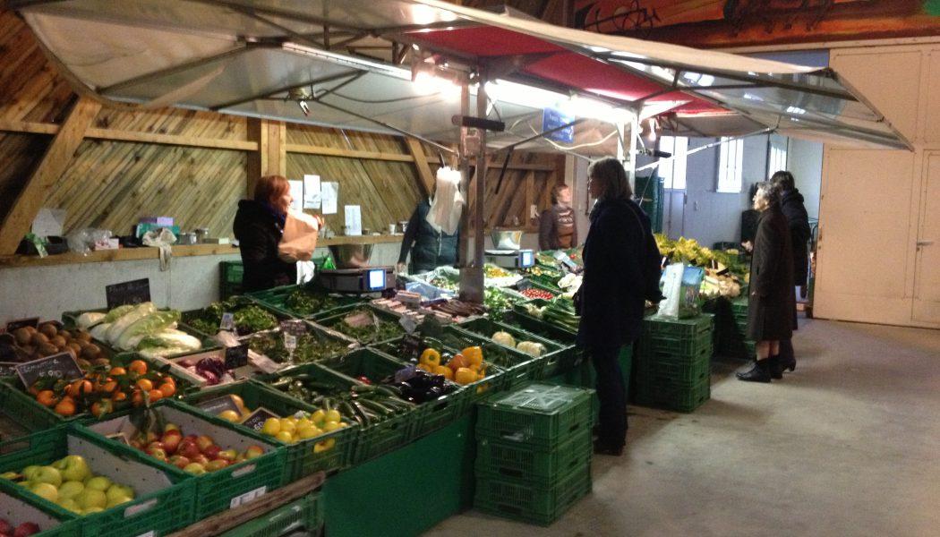 A Veyrier, le marché se fait à la ferme