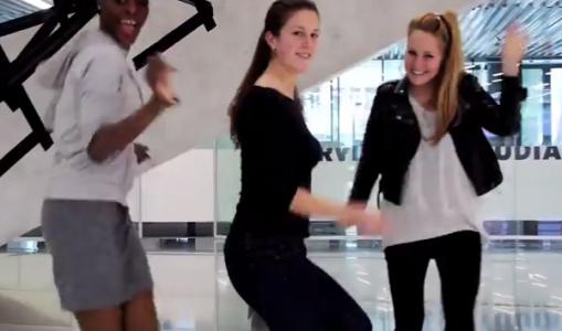 Genève is Happy par les étudiants de l'IHEID