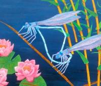 Les insectes à La Palette carougeoise