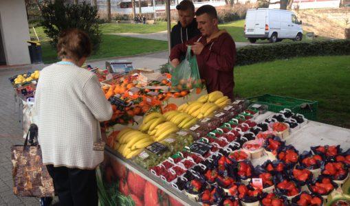 Un marché tout frais pour la Cité Vieusseux